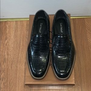 Black mens dress shoes